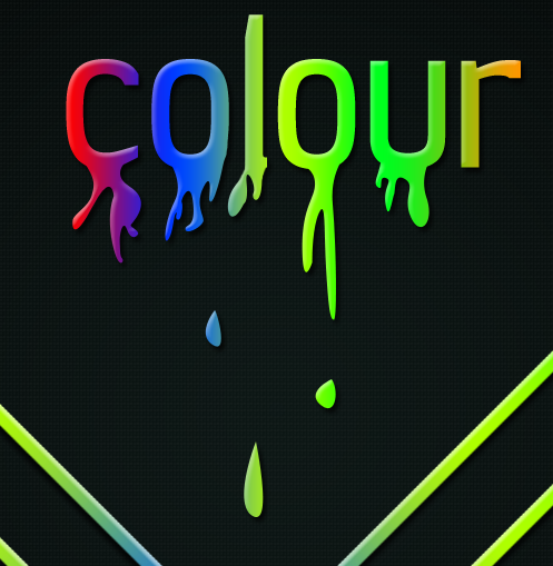 The 'Colour' Wallpaper Tutorial